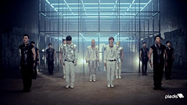 "NU'EST Reveals MV for Comeback Song ""Action"""