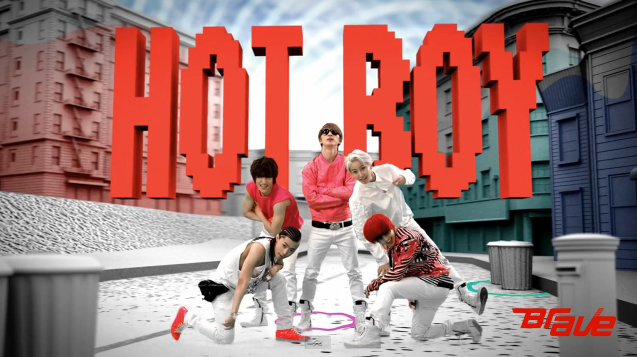 "BIGSTAR Releases Debut Music Video for ""HOTBOY"""