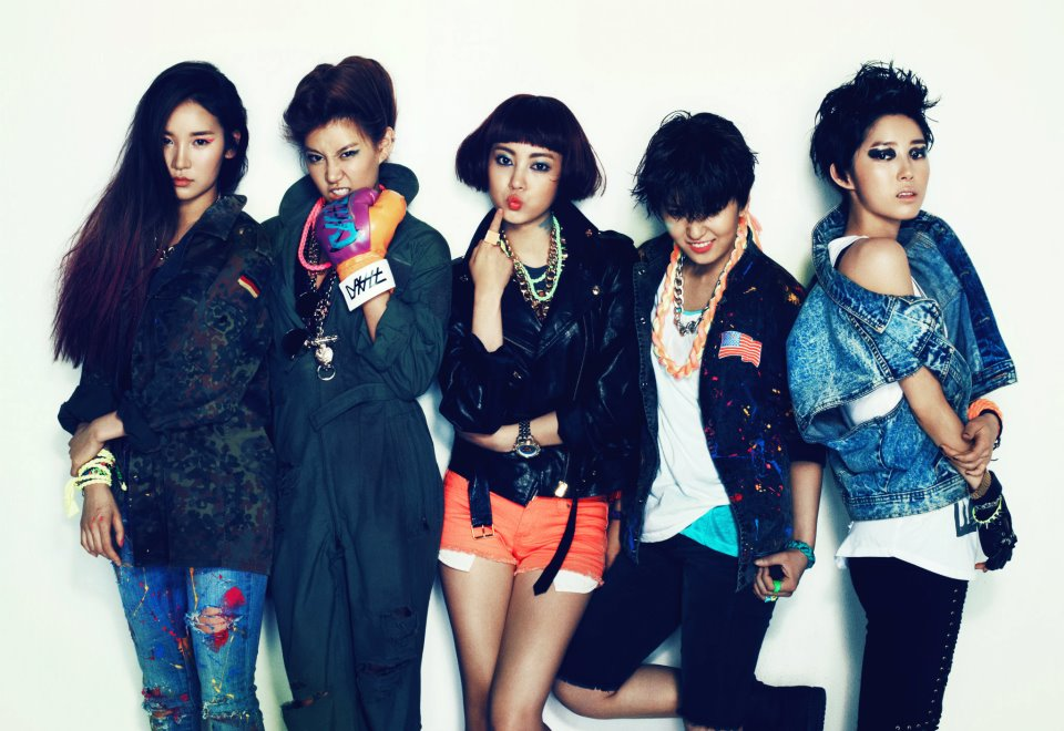 """Upcoming Girl Group GLAM Releases Debut Teaser for """"Party(XXO)"""""""