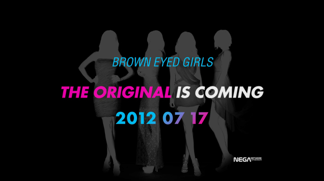 "Brown Eyed Girls Release Comeback Teaser for ""The Original"""