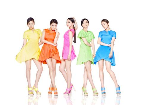 """Wonder Girls Release Japanese Ver. MV for """"Nobody"""""""