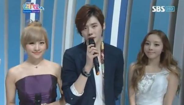 SBS Inkigayo 07.15.12