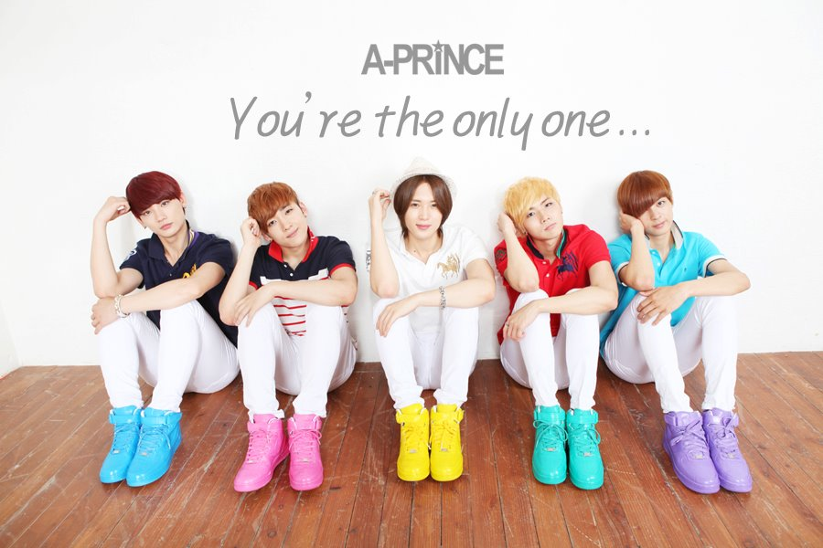 "Upcoming Boy Group A-PRINCE Releases Teaser for ""You're the Only One"""