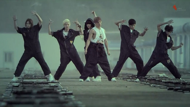 """New Boy Group C-Clown Releases Debut MV for """"SOLO"""""""