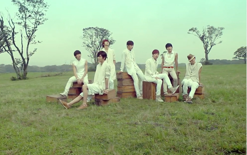 "Infinite Releases MV Teaser for Third Japanese Single ""She's Back"""
