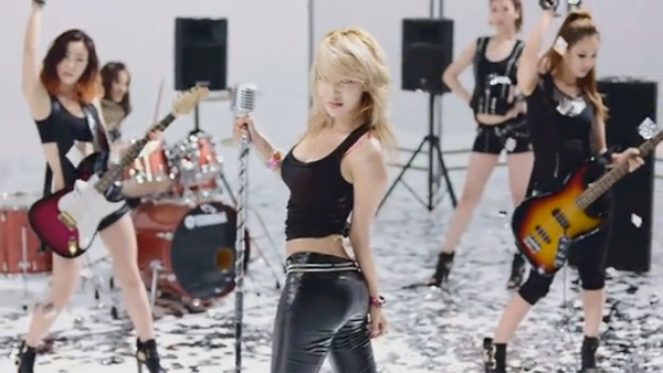 """NS Yoon-G Performs Music Core Comeback With """"I Got You"""""""
