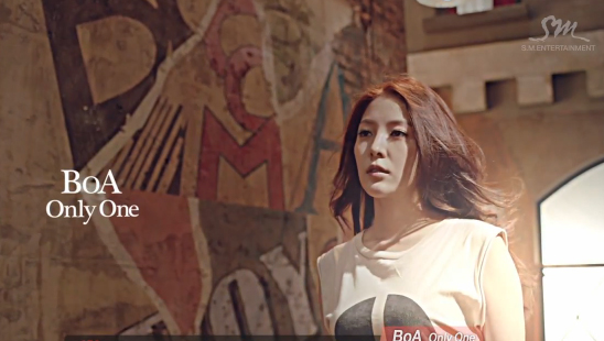 """BoA Releases Dance Version Music Video for """"Only One"""""""