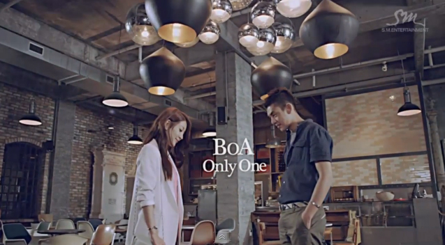 "BoA Reveals Drama Ver. MV for ""Only One"""