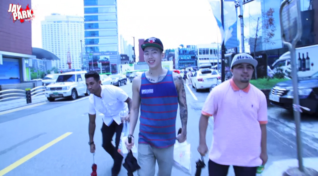 "Jay Park Releases Episode 1 of ""Jay Park TV"""