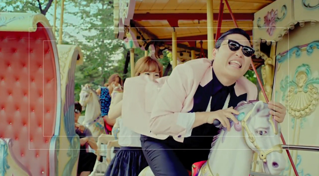"PSY Reveals Making of Video for ""Gangnam Style"""