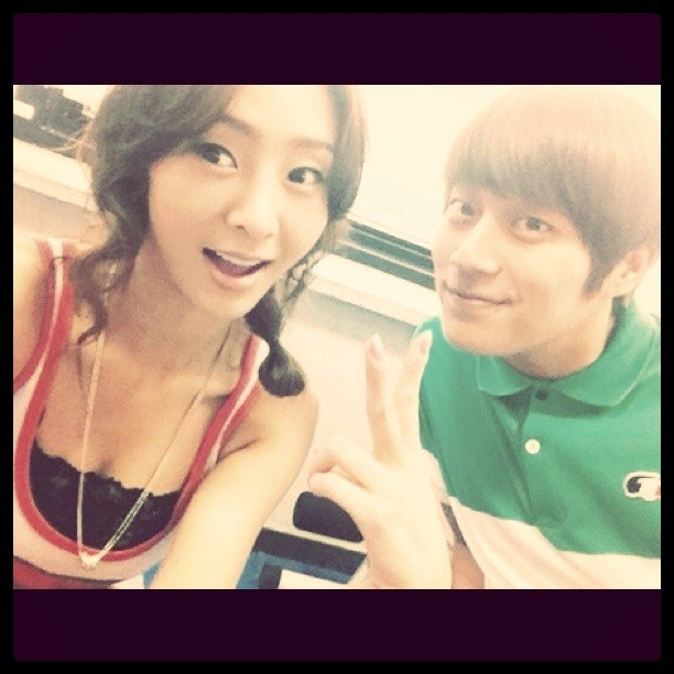 G.NA Likes Yoon Doo Joon the Best Out of BEAST Members?