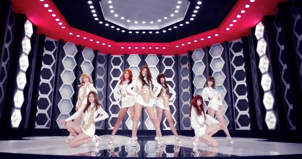 """FNC Music's New Girl Group AOA Releases Debut MV for """"Elvis"""""""