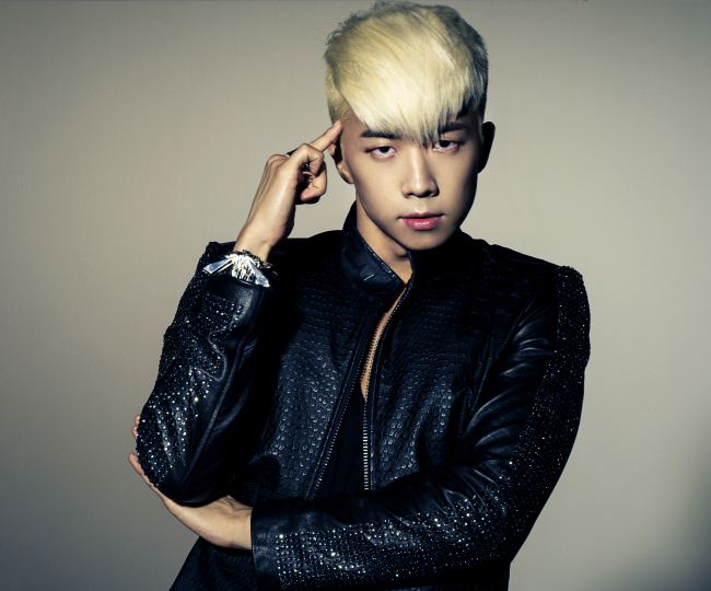 2PM's Woo Young in a Beauty Contest?!
