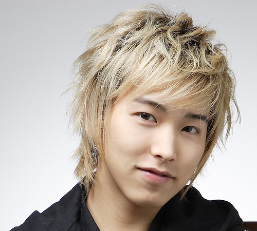 "Super Junior's Sungmin: ""I Am a Fashion Terrorist"""