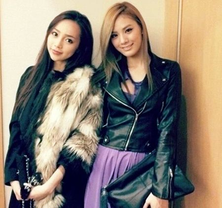 Ayumi And After School's Nana Emanate Model Force