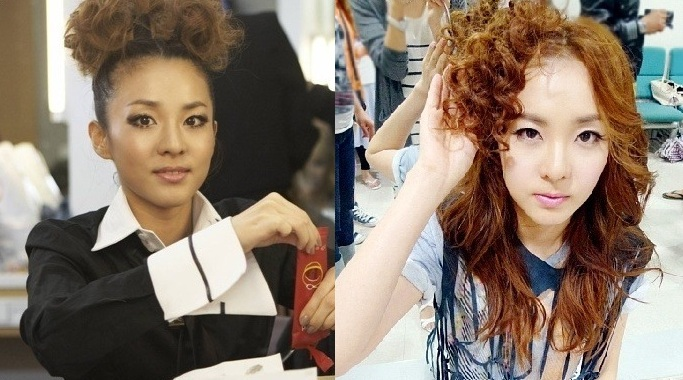 2NE1 Dara's Ever-Changing Hairstyles – What's the Most Creative?