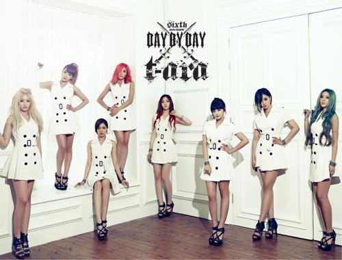 T-ara Plans for Comeback Concert in Japan