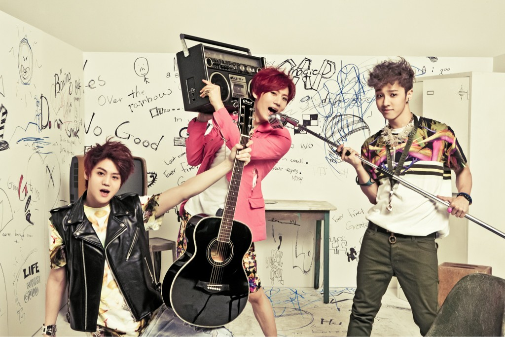 BEAST Releases New Concept Photo Featuring Yang Yoseob, Jang Hyunseung, and Lee Kikwang