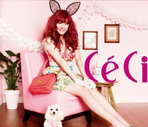 Tiffany Does a Charity Photoshoot and Event with Ceci