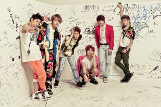 BEAST Nervous about Their Change in New Album