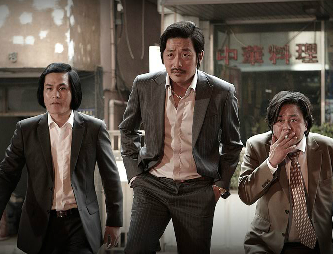 """14 Must See """"Korean Mafia"""" Films That Will Make Your Eyes Bleed"""