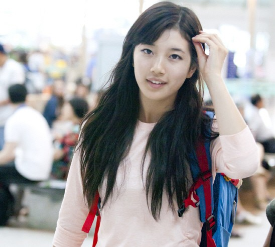 "miss A Suzy Airport Fashion: ""Bean Pole Outdoors"""