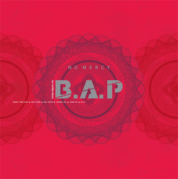 Teaser Images for B.A.P's First Mini Album Revealed