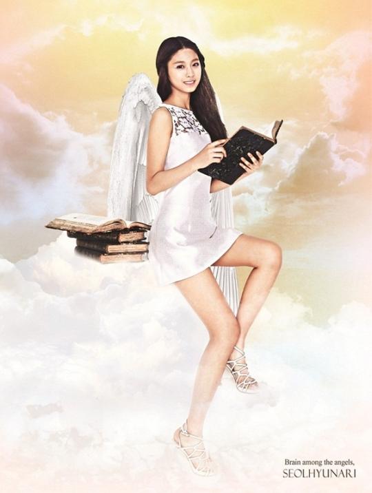 FT Island's Agency New Girl Group AOA Unveils Teaser Photos