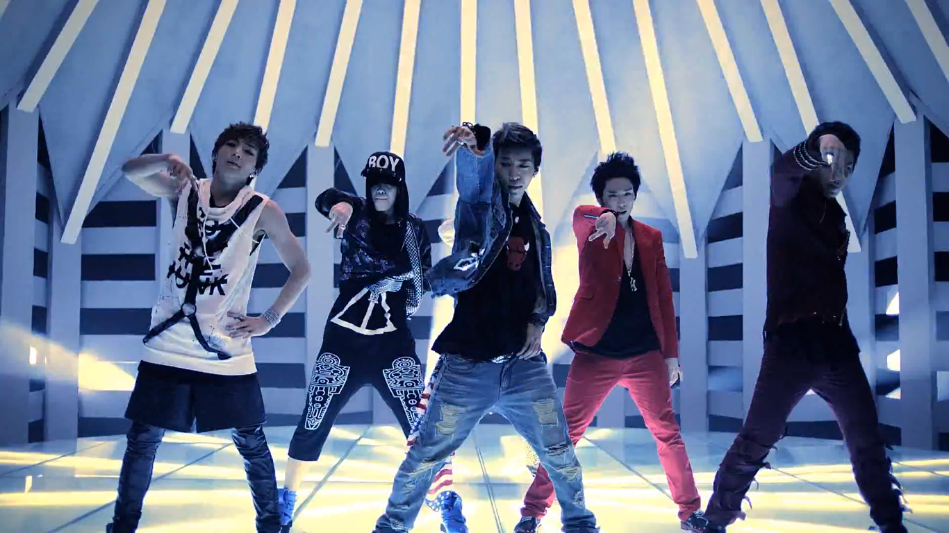"""B.A.P to Discard 50,000 Copies of """"No Mercy"""""""