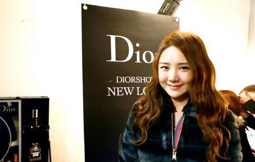 Dior Kim Na Yoon