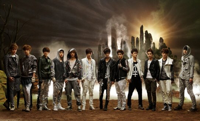 EXO-K and EXO-M to Promote in Thailand