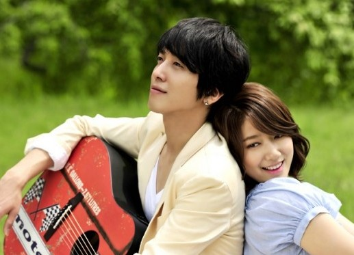 jung yong hwa and park shin hye successfully complete heartstrings