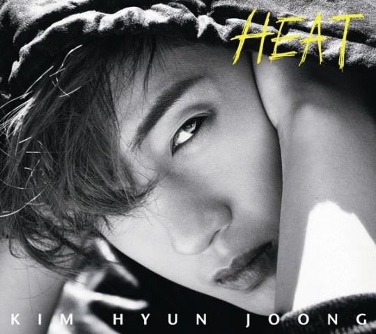 "Kim Hyun Joong Breaks DBSK's record with ""HEAT"""