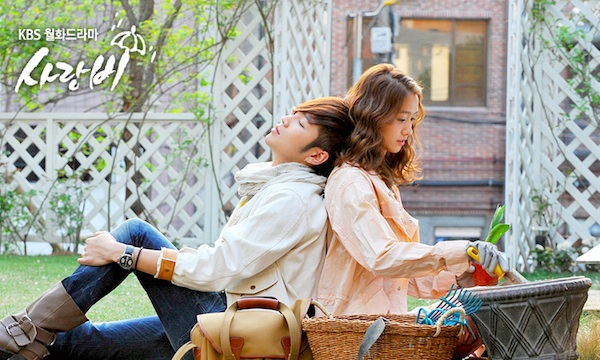"Jang Geun Suk and YoonA Promote ""Love Rain"" in Japan"