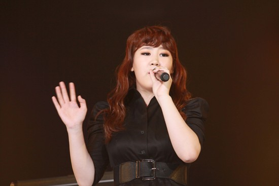 """K-Pop Star"" Park Ji Min Lost More Weight!"