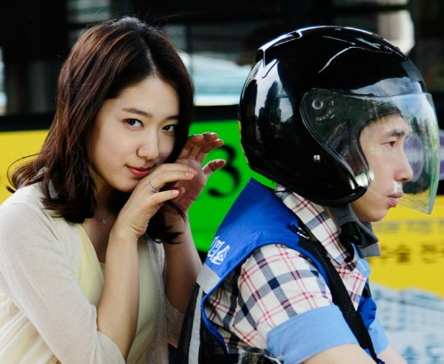 Park Shin Hye on Don't Worry I'm a Ghost