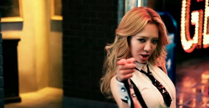 Girls' Generation's Hyoyeon Is Getting Prettier by the Day