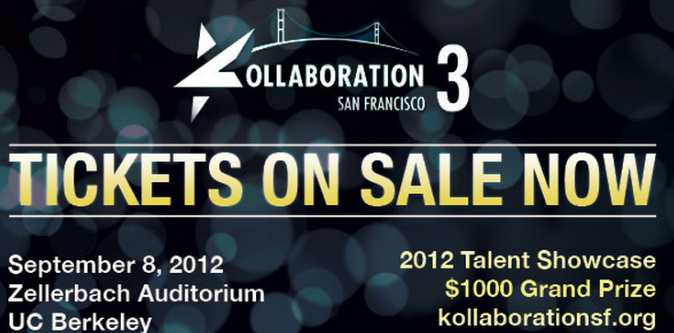 Mark Your Calendars for the 3rd Annual Kollaboration San Francisco