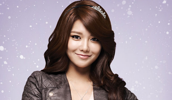 Girls' Generation's Sooyoung's Legs Are 107cm Long!