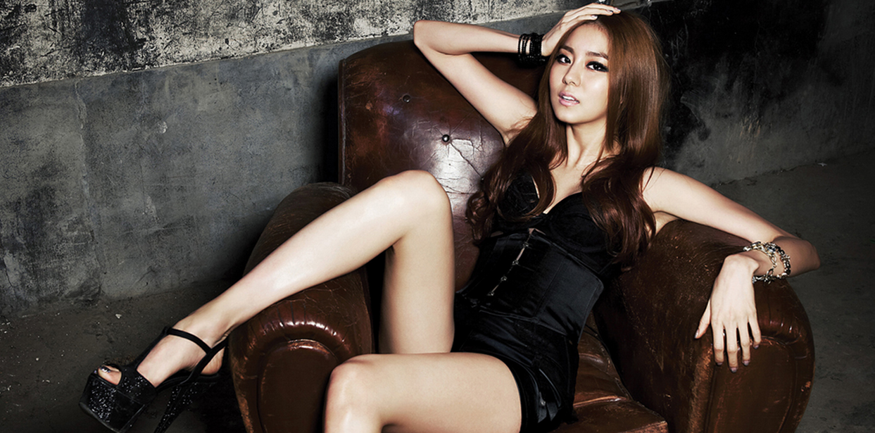 After School's UEE Reveals Her True Height and Weight