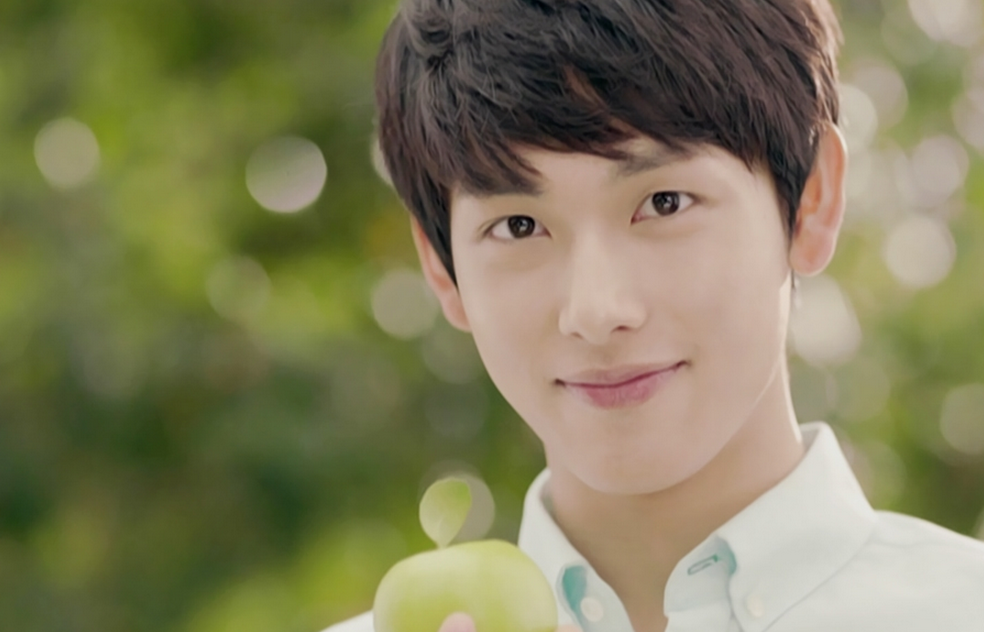 ZE:A's Im Siwan Shares Childhood Photos