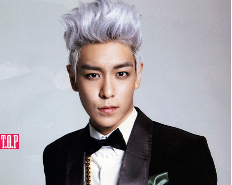 T.O.P.'s Yogurt Hair