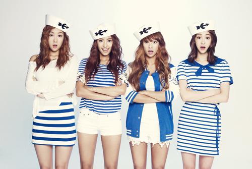 Weekly K-Pop Music Chart 2012 – July Week 3