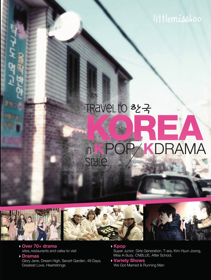 "Win this ""Travel to Korea in KPop and KDrama Style"" Book"