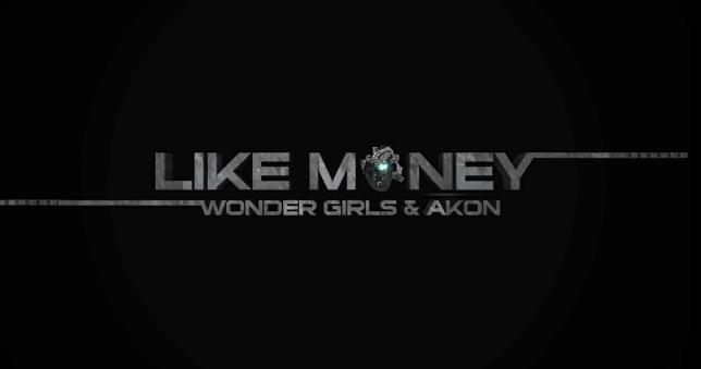 "Wonder Girls Release Third Teaser for ""Like Money"" feat. Akon"