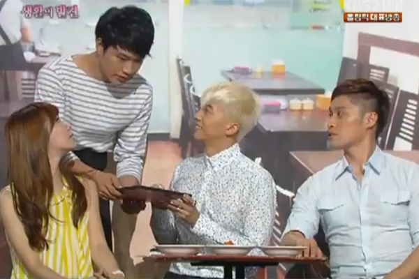 "2PM's Wooyoung Appears on Latest Episode of ""Gag Concert"""