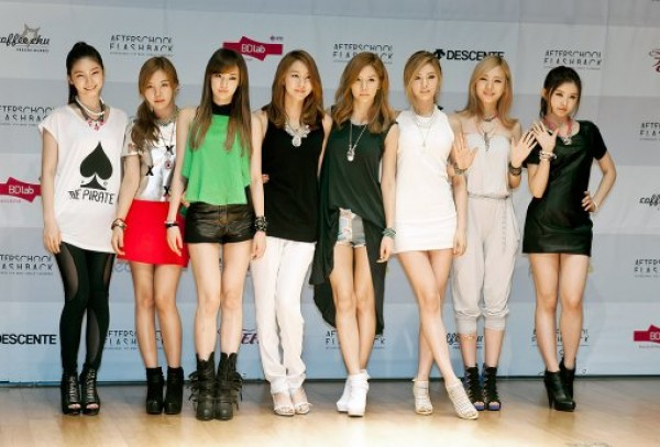 After School's Busy Japanese Schedule Ahead