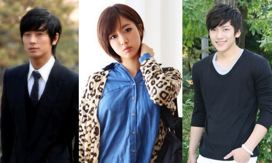 """Joo Ji Hoon & Ham Eun Jung's """"Five Fingers"""" Holds First Script Reading"""