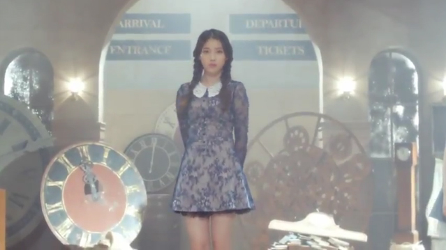"IU Reveals Japanese Short Ver. MV For ""You & I"""