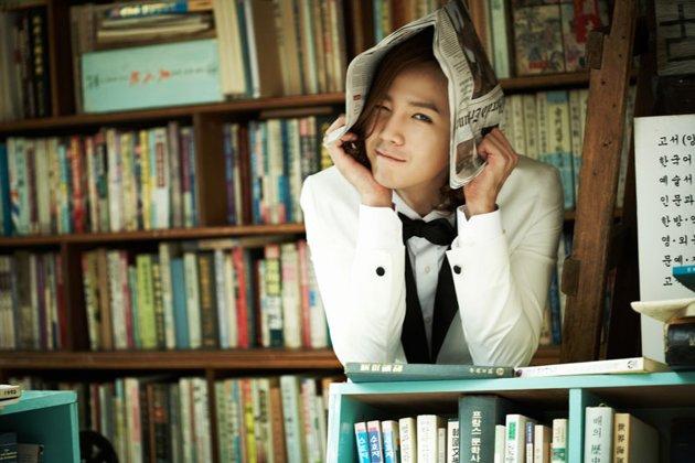 Jang Geun Suk and Yahoo Korea's Crazy Mission Diary Event Begins